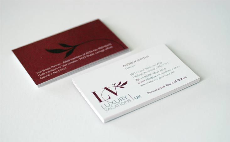Printing in Glasgow: Business Cards