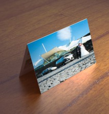 2 Panel Foding Business Cards