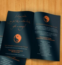 Folded Leaflet 5