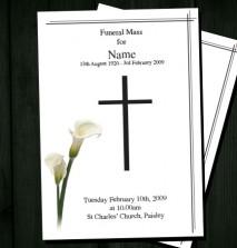 Funeral Design 3