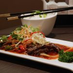 Win A Free Meal For Two in Lychee