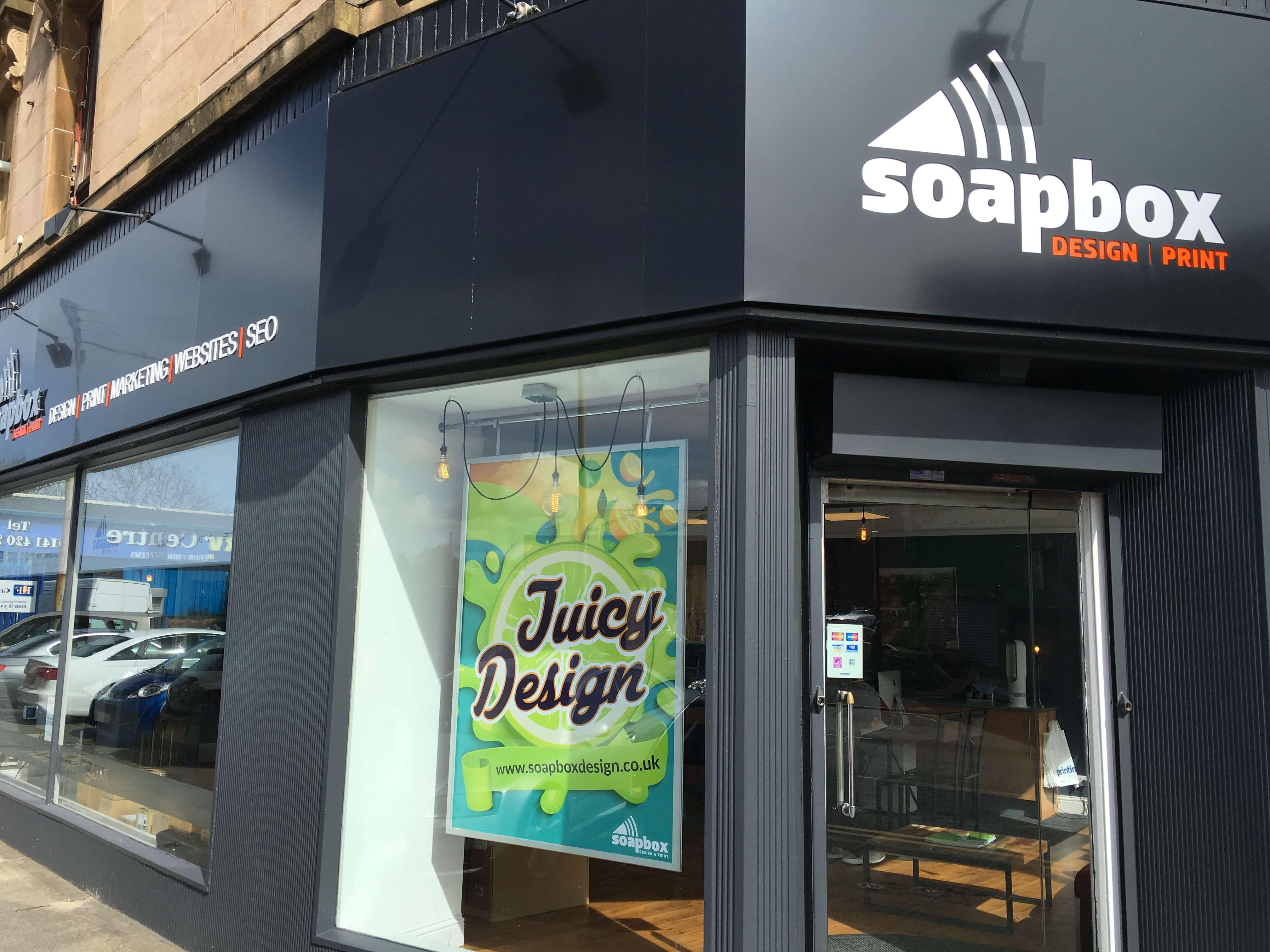 Soapbox Design Eglinton